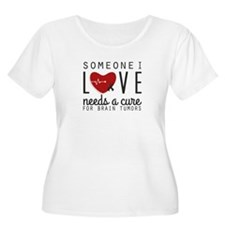 Someone I Love Needs A Cure Plus Size T-Shirt