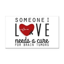 Someone I Love Needs A Cure Rectangle Car Magnet