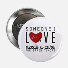 "Someone I Love Needs A Cure 2.25"" Button"