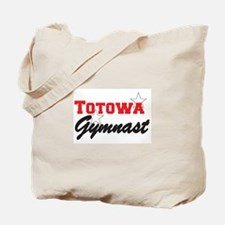 Totowa Gymnast Tote Bag Red
