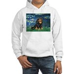 Lilies #5-Cavalier (BT) Hooded Sweatshirt
