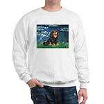 Lilies #5-Cavalier (BT) Sweatshirt