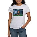 Lilies #5-Cavalier (BT) Women's T-Shirt