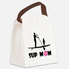 SUP Mom Color Canvas Lunch Bag