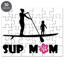 SUP Mom Color Puzzle