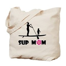 SUP Mom Color Tote Bag