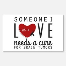 Someone I Love Needs A Cure Decal