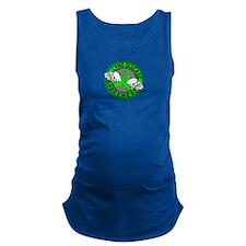 Lyme Disease Awareness 14 Maternity Tank Top