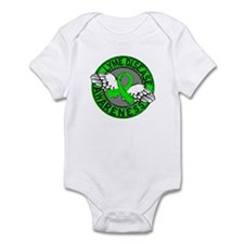 Lyme Disease Awareness 14 Infant Bodysuit