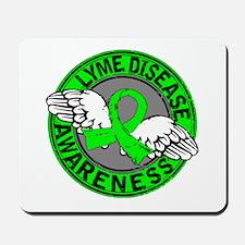 Lyme Disease Awareness 14 Mousepad