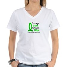 Lyme Disease CourageFaith1 Shirt