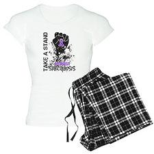 Take a Stand Sarcoidosis Pajamas