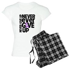 Sarcoidosis Never Give Up Pajamas