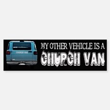 Youth Pastor Bumper sticker