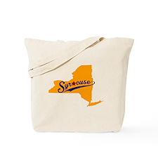 Syracuse, NY Tote Bag