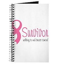 Survivor Walking for breast c Journal