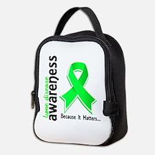 Lyme Disease Awareness 5 Neoprene Lunch Bag