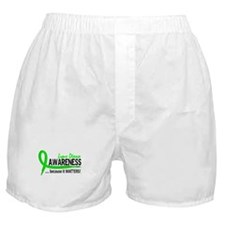 Lyme Disease Awareness 2 Boxer Shorts