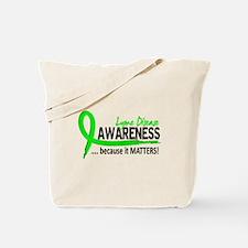 Lyme Disease Awareness 2 Tote Bag