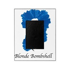 Blonde Bombshell Picture Frame