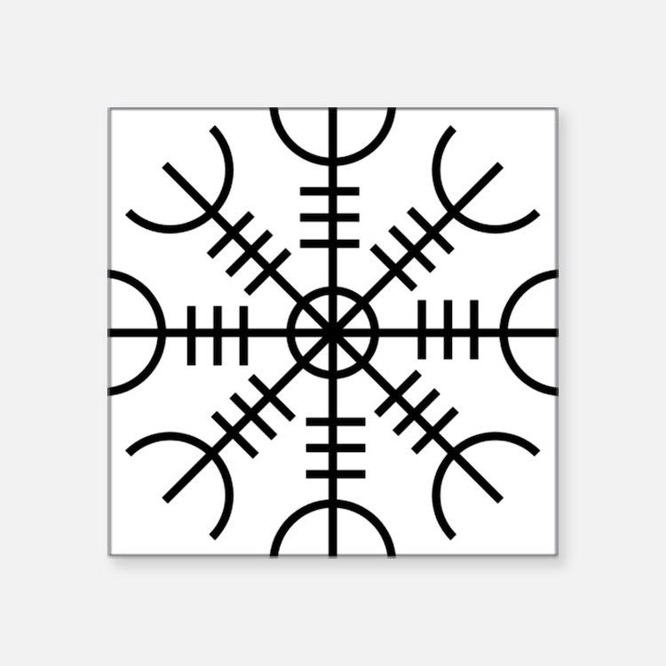 Helm of Awe (Ægishjálmur) Sticker