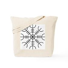 Helm of Awe (Ægishjálmur) Tote Bag