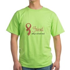 Friend Walking for Breast can T-Shirt