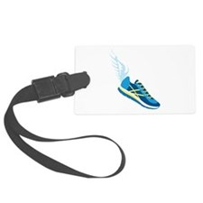 Running Shoe Wing Luggage Tag