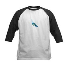 Running Shoe Wing Baseball Jersey