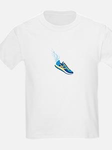 Running Shoe Wing T-Shirt