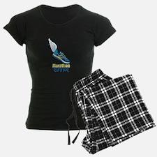 Marathon Runner Pajamas