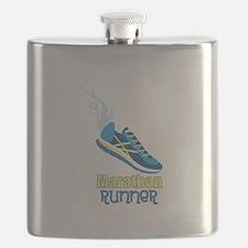 Marathon Runner Flask