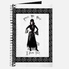 Cute Wiccan humor Journal