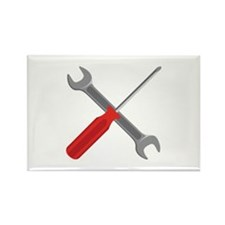 Wrench Screwdriver Tools Magnets