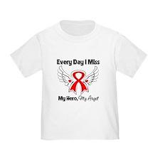 Stroke Angel Wings T-Shirt