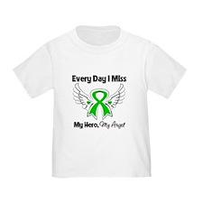 Spinal Cord Injury Wings T-Shirt