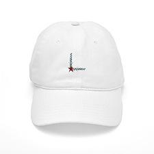 Primitive Country Star Border Baseball Hat