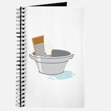 Laundry Tub Washboard Journal