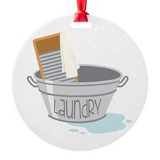 LaundRY Ornament