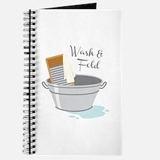 Wash Fold Journal