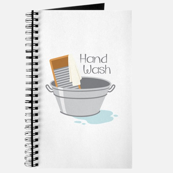 hand washing reflective journal