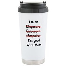 Cool Engineer Travel Mug