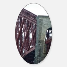 Detail of the Forth Rail Bridge, Sc Decal