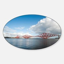 Forth Rail Bridge view Decal