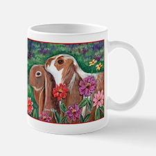 English Lop Rabbits Mugs