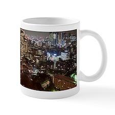 tokyo at night Mug