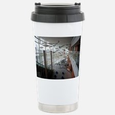 miraikan interior Travel Mug