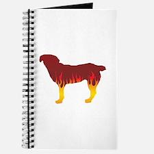 Entlebucher Flames Journal