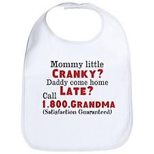 Call 1800 Grandma Bib