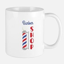 Barber Shop Mugs